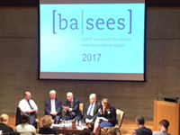 BASEES conference in Camebridge