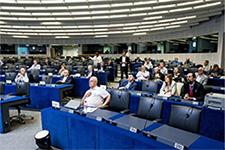 Intergroup meeting Strassburg
