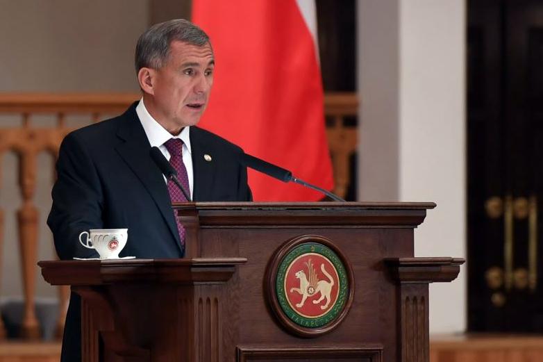 tatar president